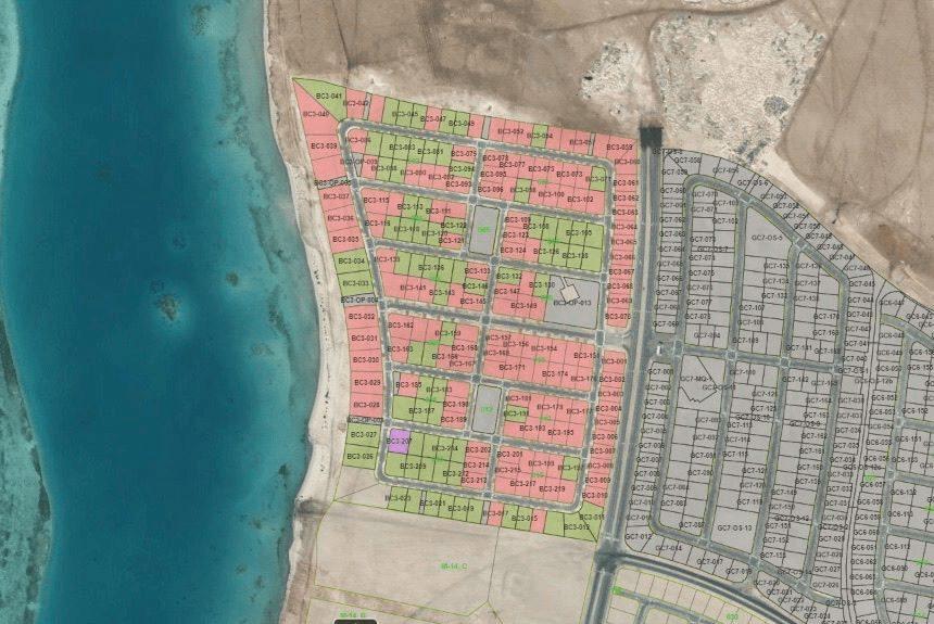 مخطط الساحل-٣ ، حي المروج