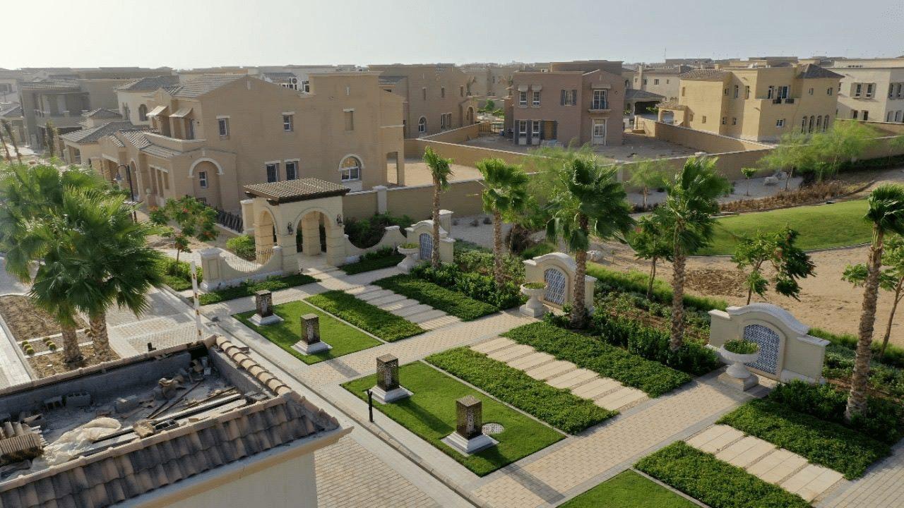 Royal Green Villas حي المروج
