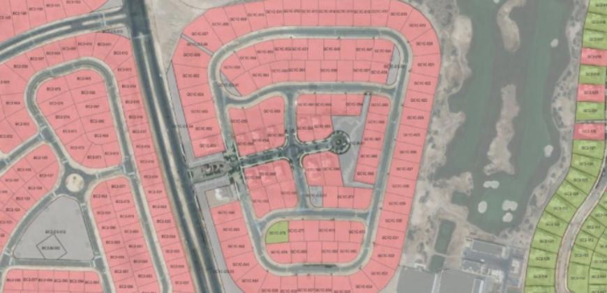 مخطط الجولف-١ ، حي المروج