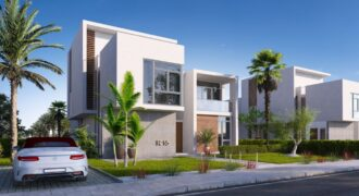 Mazarine – The first villas in New Alamein