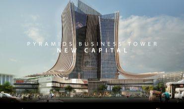 BYRAMIDS BUSINESS TOWER