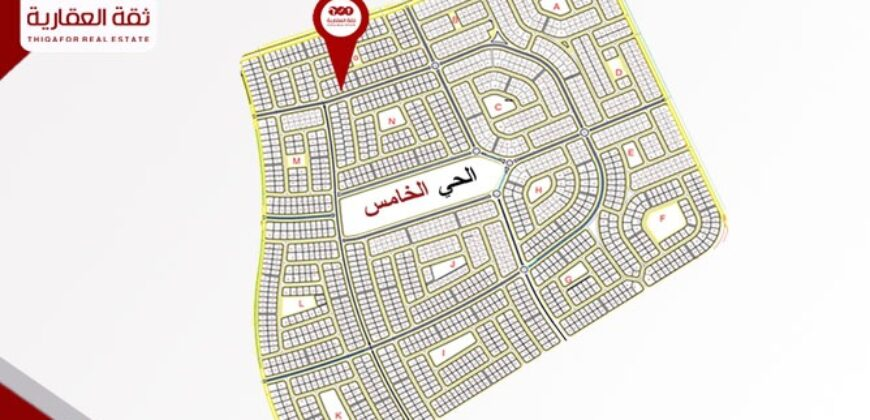 شقه للبيع في التجمع الخامس في بيت الوطن مساحه 170م