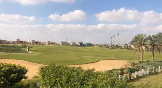 فيلا في مدينة علي أوسع ملعب جولف جديدة لم تسكن.