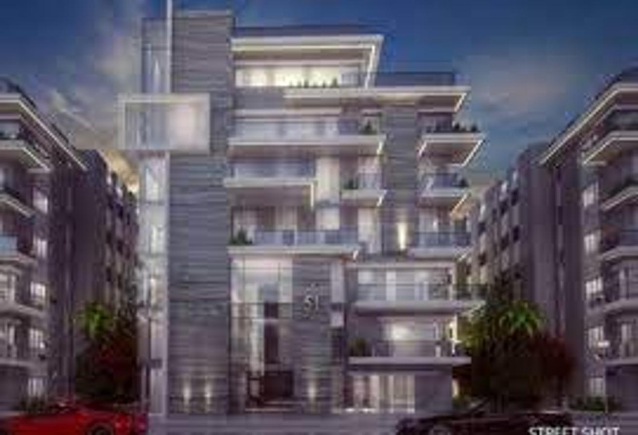 شقة للبيع في صن كابيتال (حدايق اكتوبر)