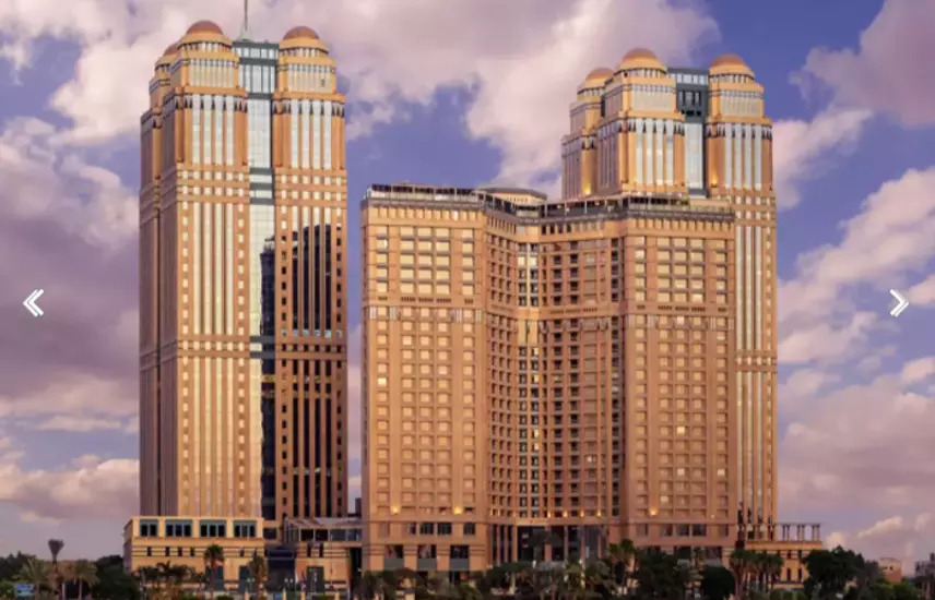 شقة 85م للبيع في زيد إيست مشروع نجيب ساويرس