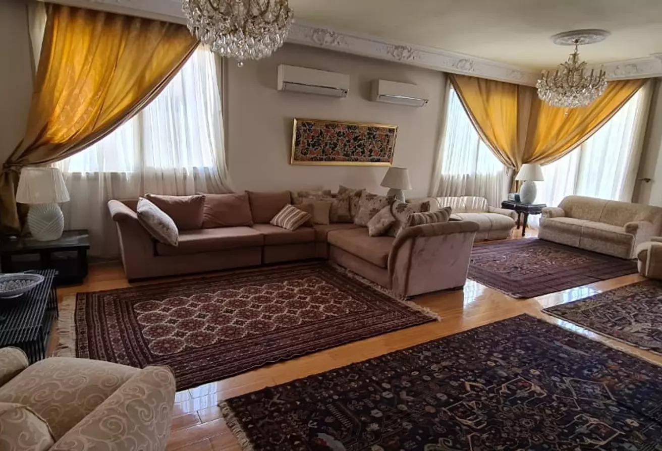 كمبوند الدبلوماسيين شقة مفروشة بالكامل للايجار