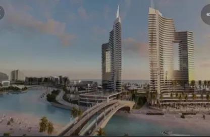 شقة 172م للبيع في برج7A نورث ايدج العالمين الجديدة