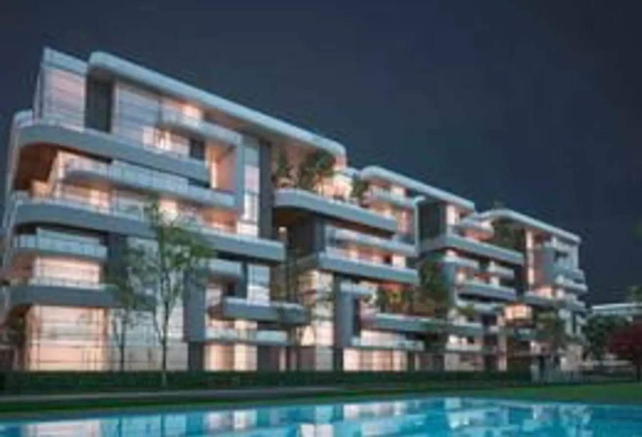 شقة في ذا كيرف, كمبوندات العاصمة الإدارية الجديدة