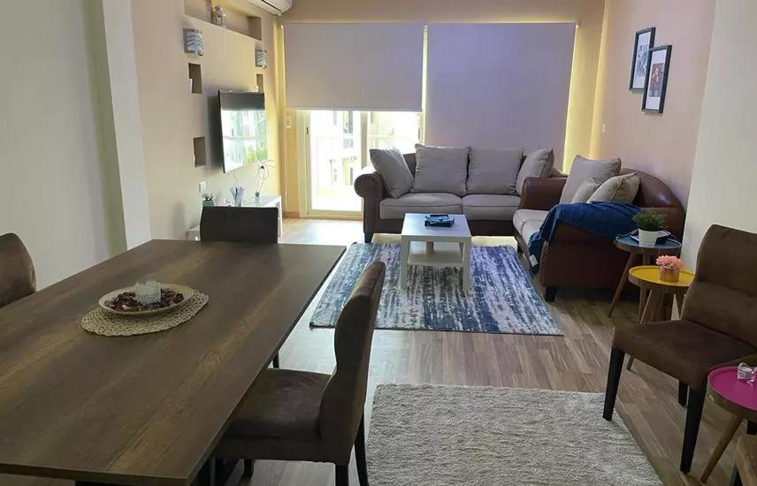 شقة للايجار ١٣٤ متر في The adress- اول سكن ٣نوم