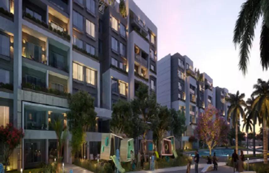شقة في اسكاي ابو ظبي 155م بمقدم 174 الف
