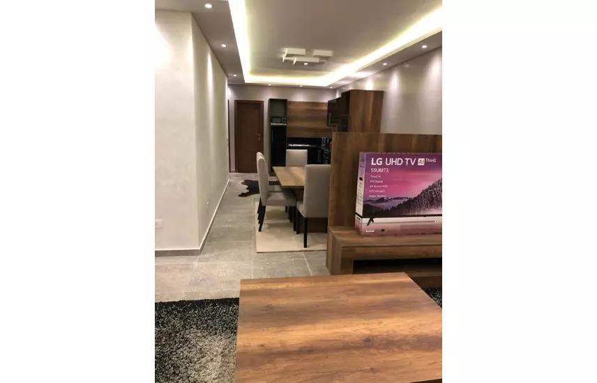 شقة مودرن مفروشة بالكامل للبيع في كمباوند سوديك