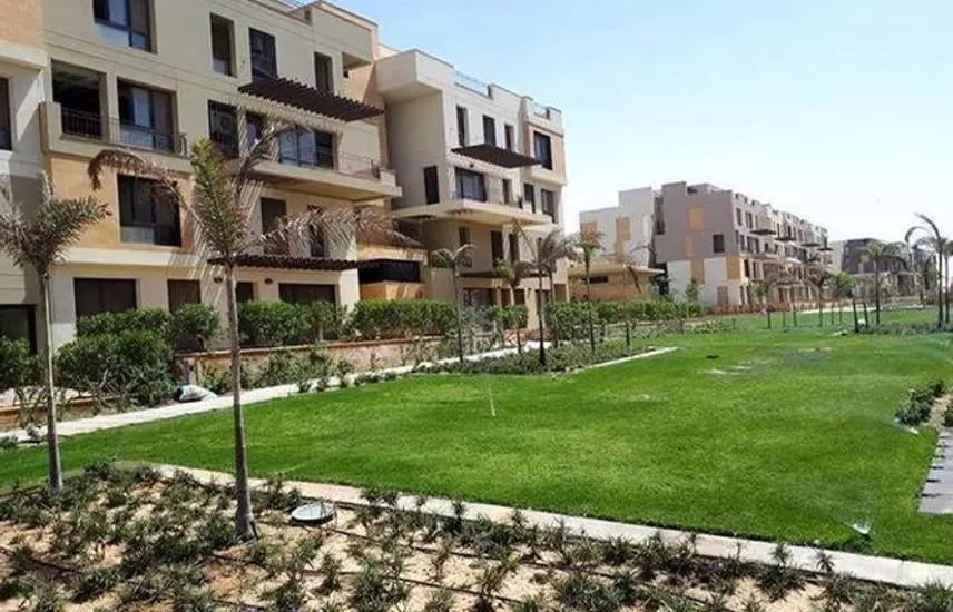 شقة ارضي للبيع بدون تشطيب بايستاون سعر مميز