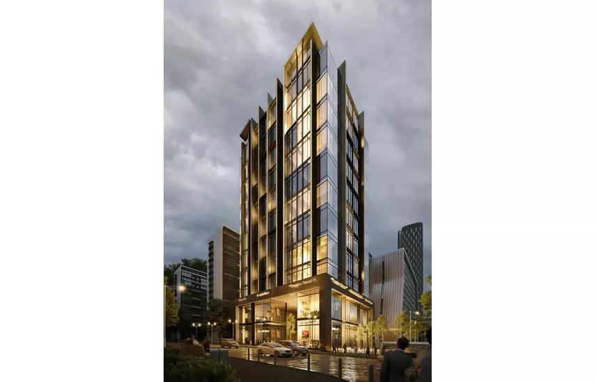 شقة فندقية في الداون تاون بمقدم 180 الف