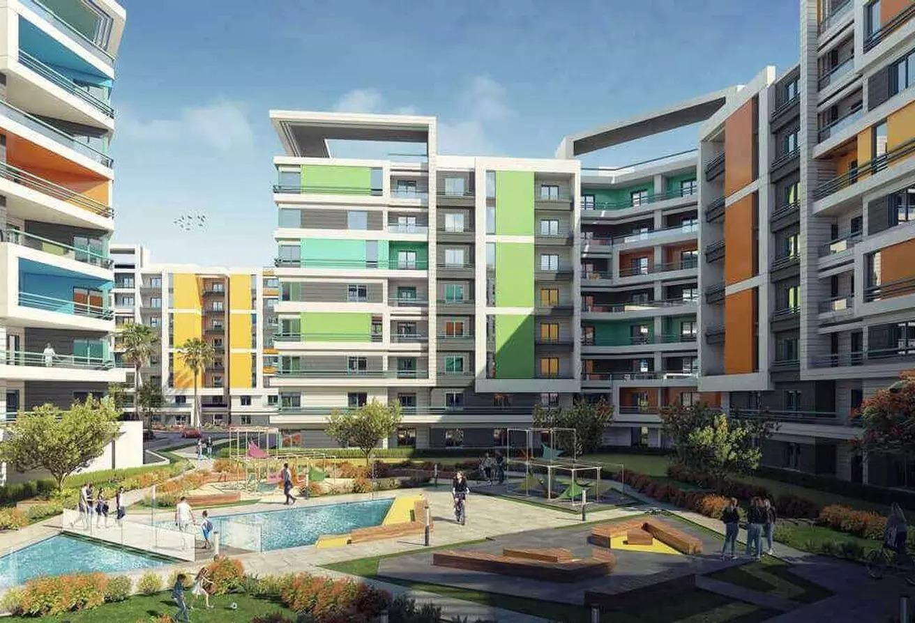 شقة للبيع في الموندو, كمبوندات العاصمة الإدارية الجديدة