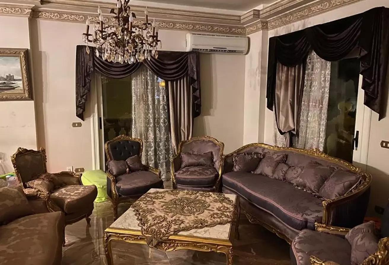 شقة للايجار في شارع 153, الحي الرابع