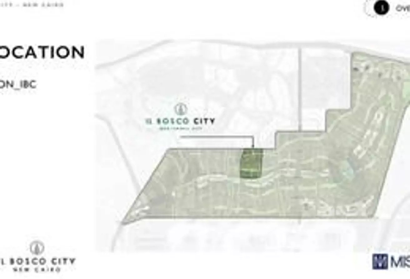 شقة للبيع في البوسكو سيتي, كمبوندات مدينة المستقبل