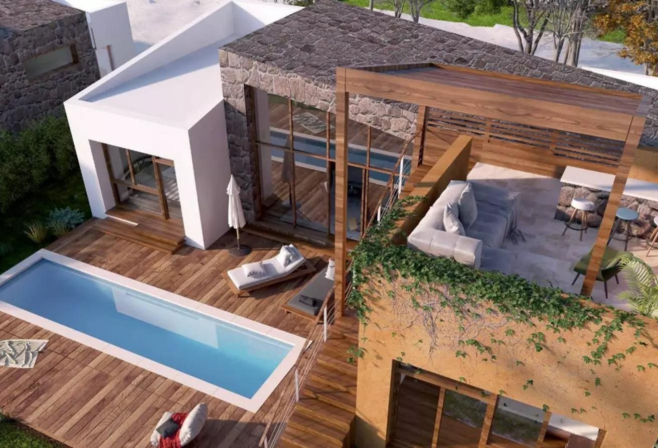 امتلك Stand Alone villa و ادفع 25% مقدم واستلم
