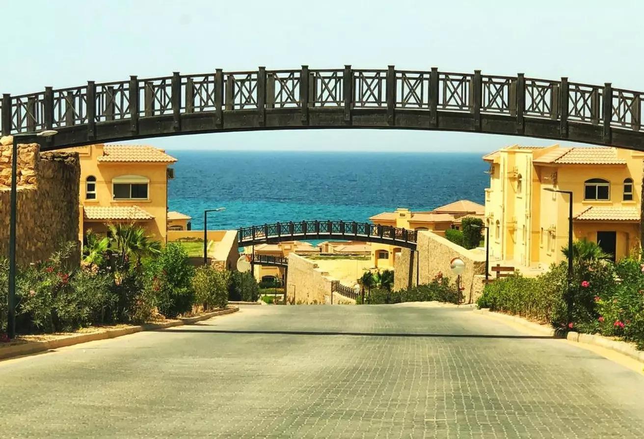 شاليه للبيع في تلال العلمين, سيدي عبد الرحمن