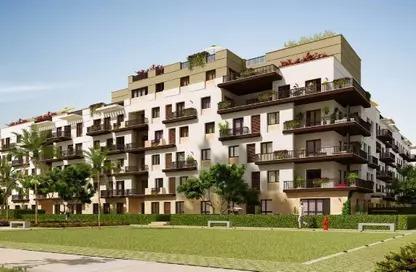 شقة156 في ايستاون فيو مميزعلي الحديقه كامل التشطيب