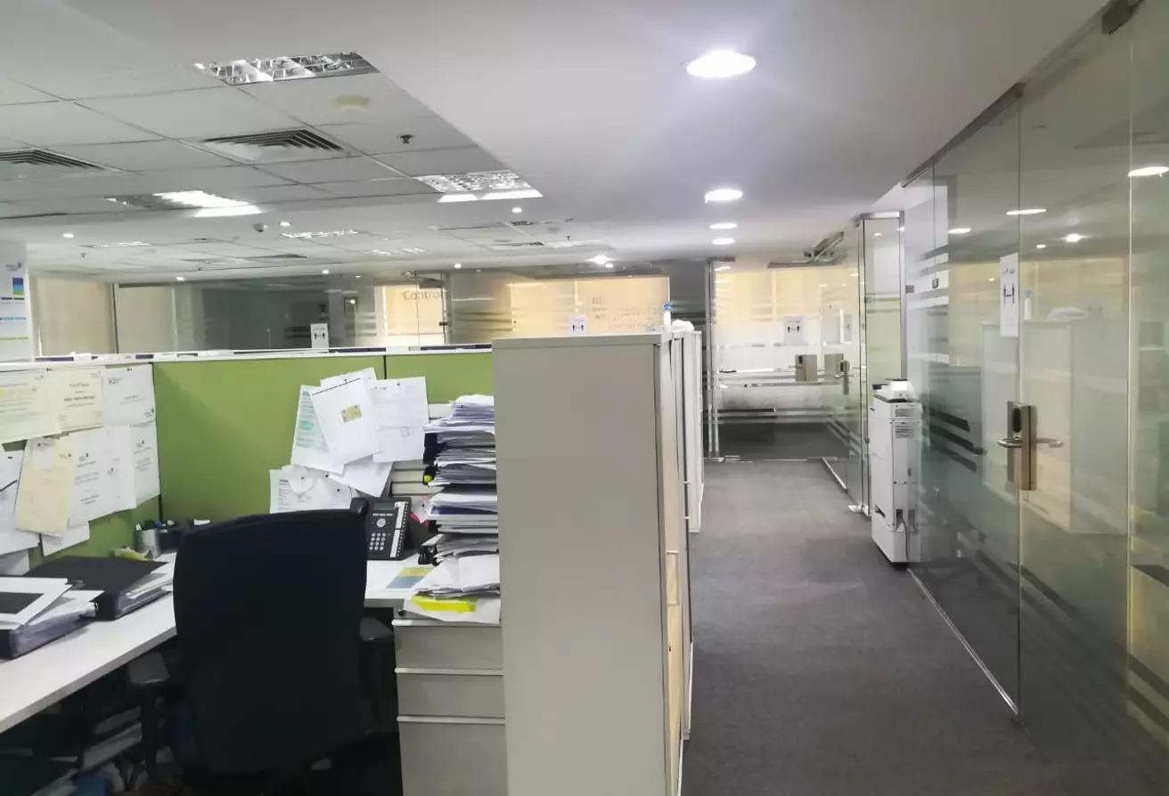 مساحات مكتبية للايجار في تريفيوم بزنس كومبلكس, شارع التسعين الشمالي