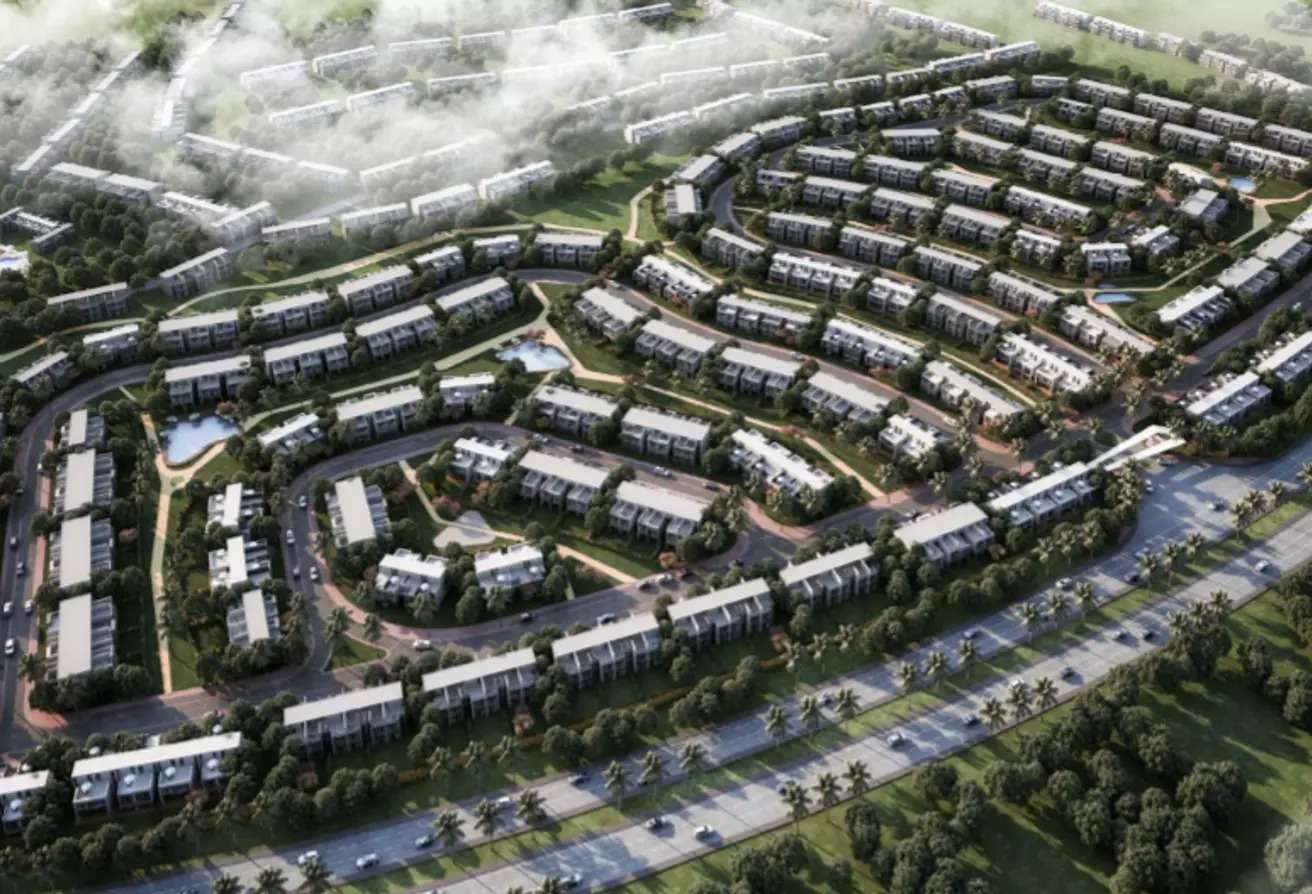 تاون هاوس للبيع في هاب تاون, كمبوندات مدينة المستقبل