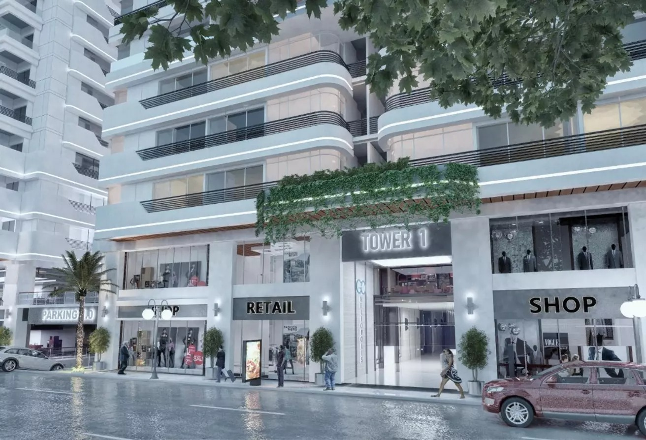 شقة للبيع في شارع النزهه, الماظة