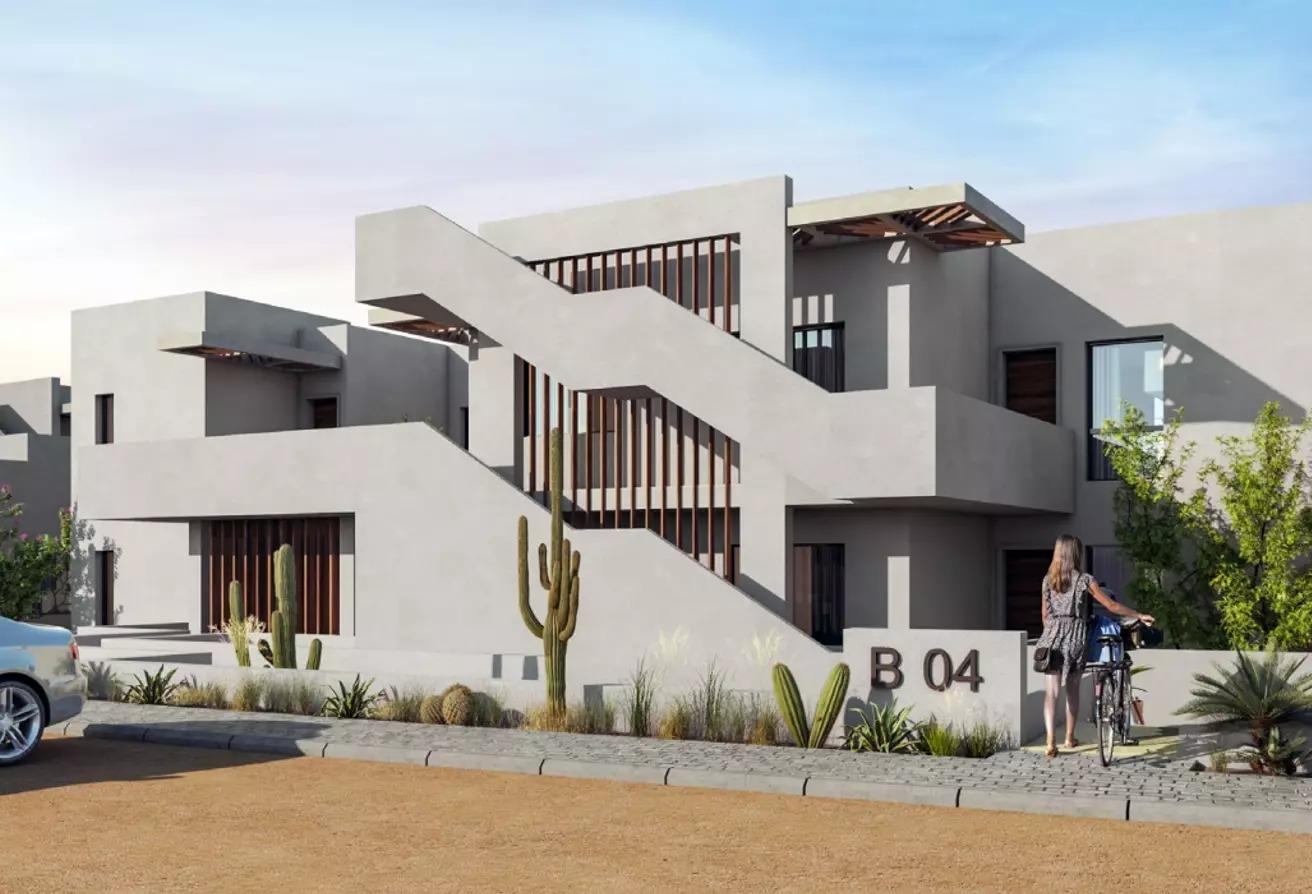 منزل مزدوج للبيع في مكادي اوراسكوم, مكادي