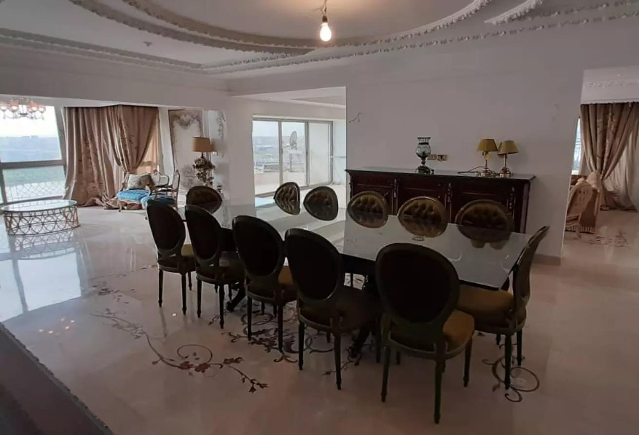 شقة للايجار في شارع كورنيش النيل, المعادي