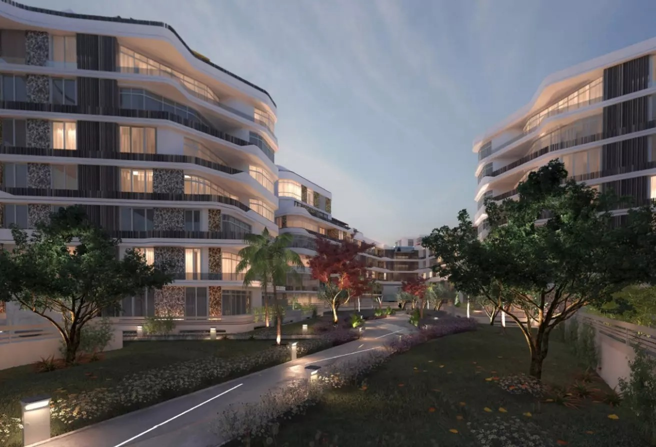 دوبلكس للبيع في بلوم فيلدز, كمبوندات مدينة المستقبل