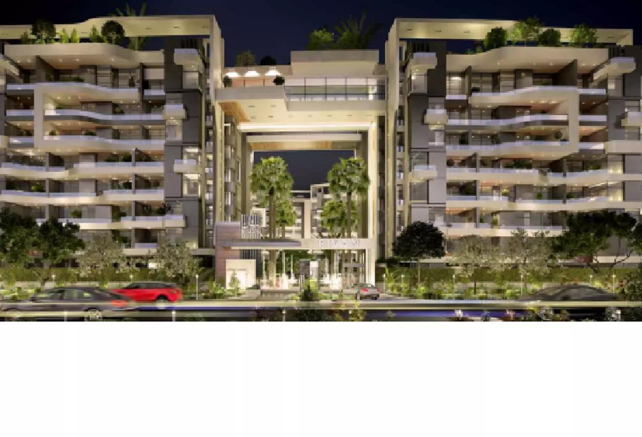 شقق فندقية للبيع في ريفان, كمبوندات العاصمة الإدارية الجديدة