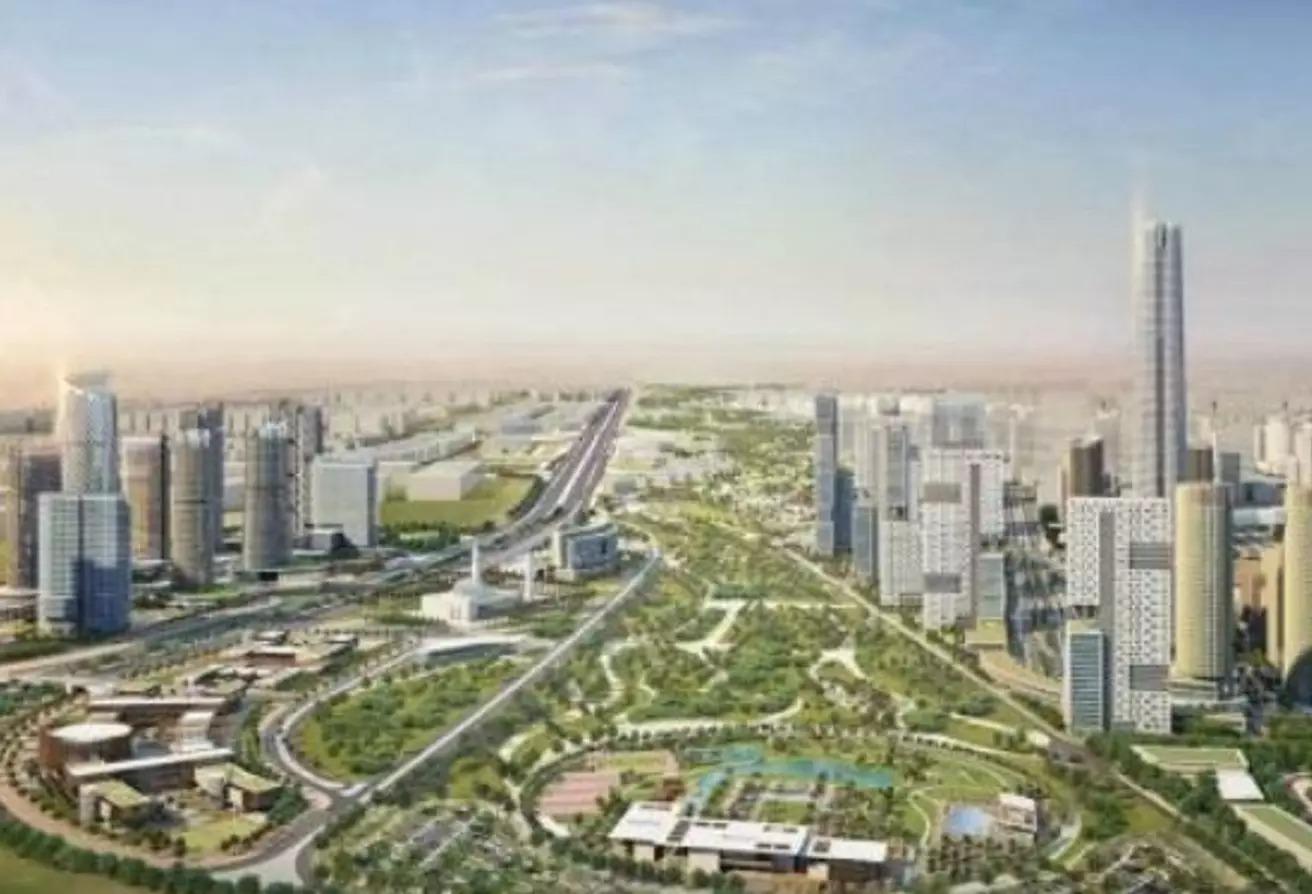 أي فيلا للبيع في ريفان تاور, كمبوندات العاصمة الإدارية الجديدة