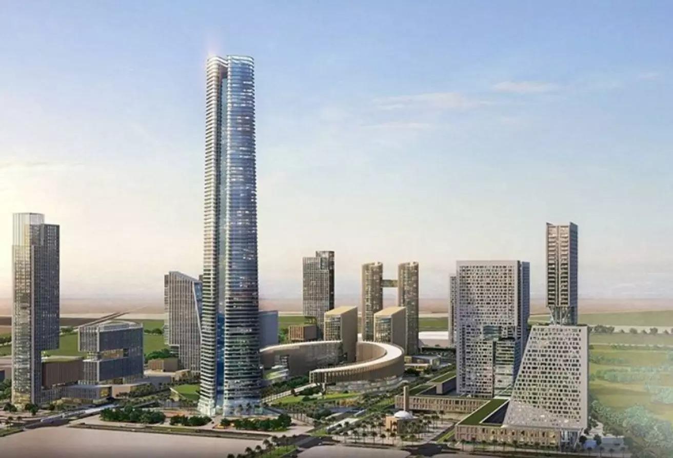 شقة للبيع في منطقة الأعمال المركزيه, العاصمة الإدارية الجديدة