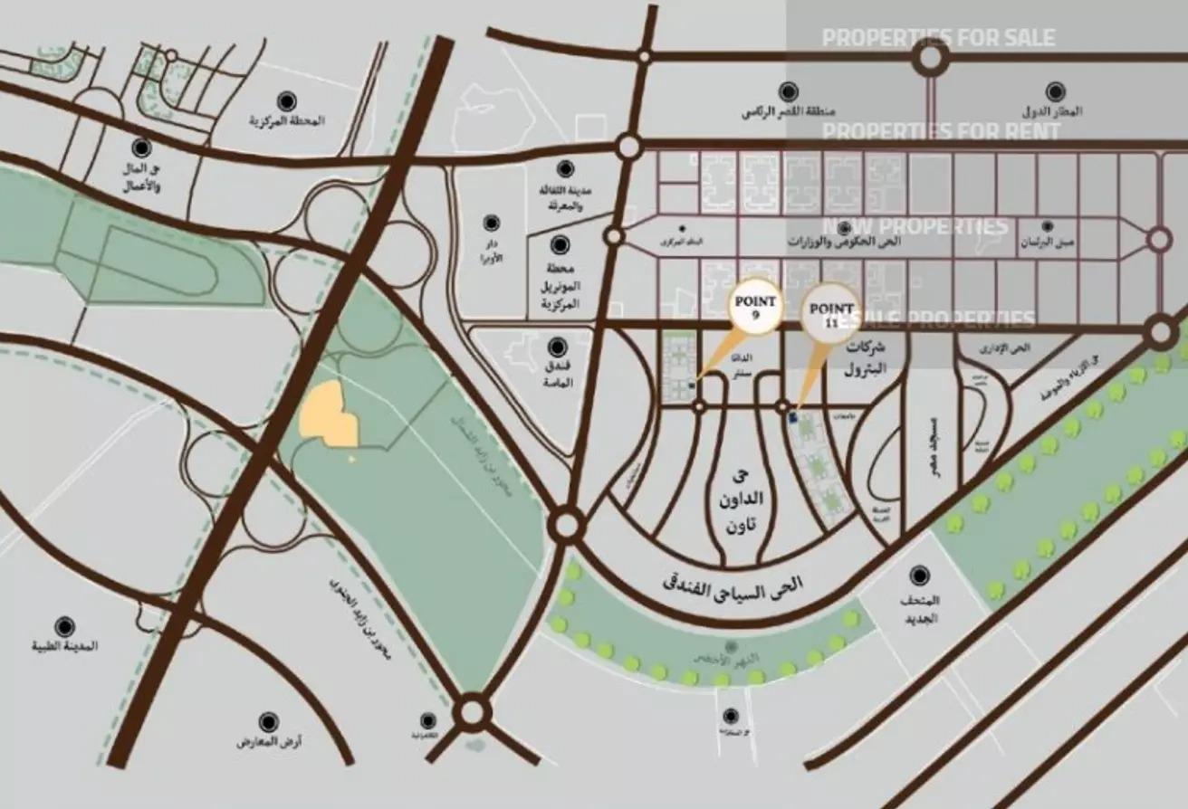 مساحات مكتبية للبيع في ام يو-23, منطقة الداون تاون