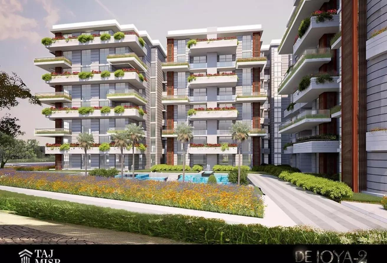 دوبلكس للبيع في دى جويا, كمبوندات العاصمة الإدارية الجديدة