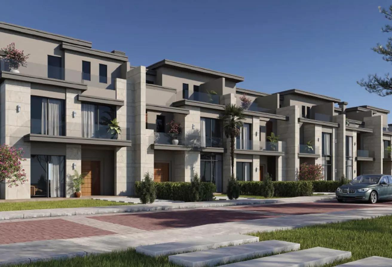 منزل مزدوج للبيع في لافيستا سيتي, كمبوندات العاصمة الإدارية الجديدة