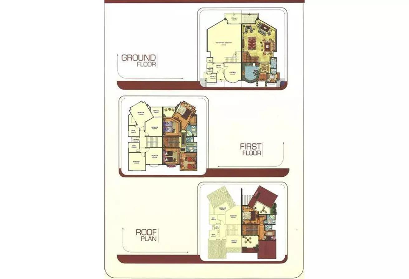 شقة للبيع في مون فالي 2, امتداد المستثمرين الشمالية