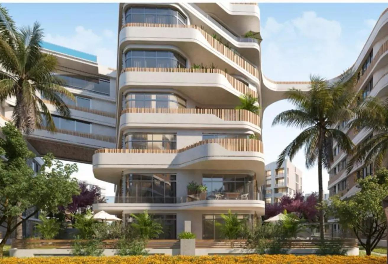 شقة للبيع في بلوم فيلدز, كمبوندات مدينة المستقبل