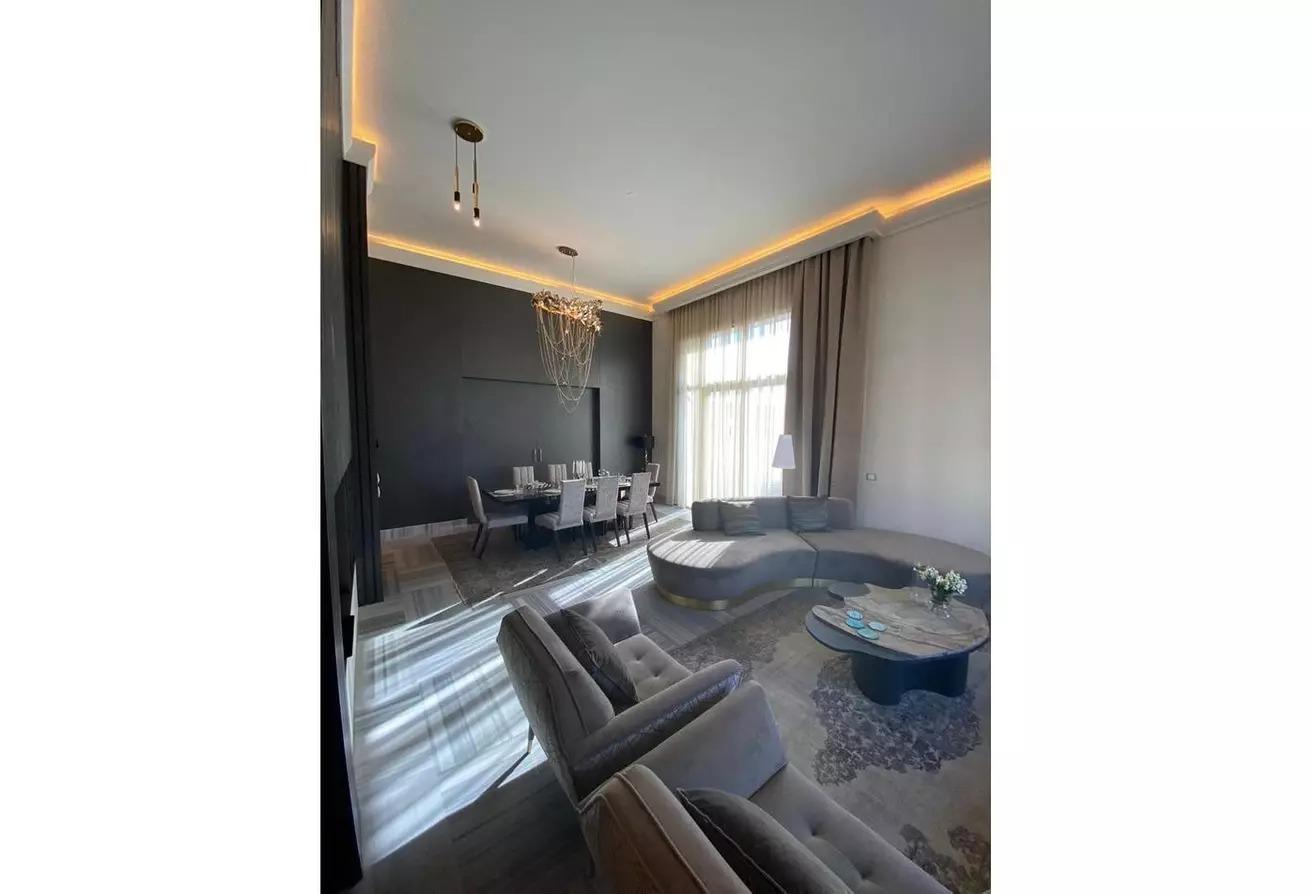 شقة للبيع في محور محمد نجيب, الجازي ماريوت ريزيدانس
