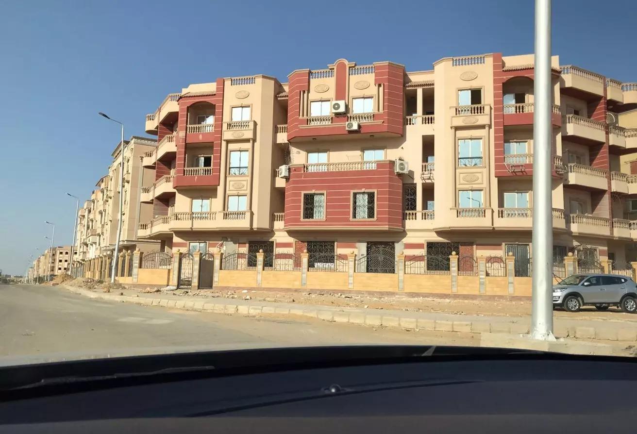 شقة للبيع في المجاورة الرابعة, المنطقة الاولي