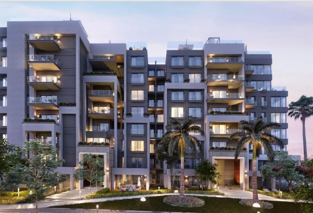 شقة للبيع في سكاى ابو ظبى, كمبوندات العاصمة الإدارية الجديدة
