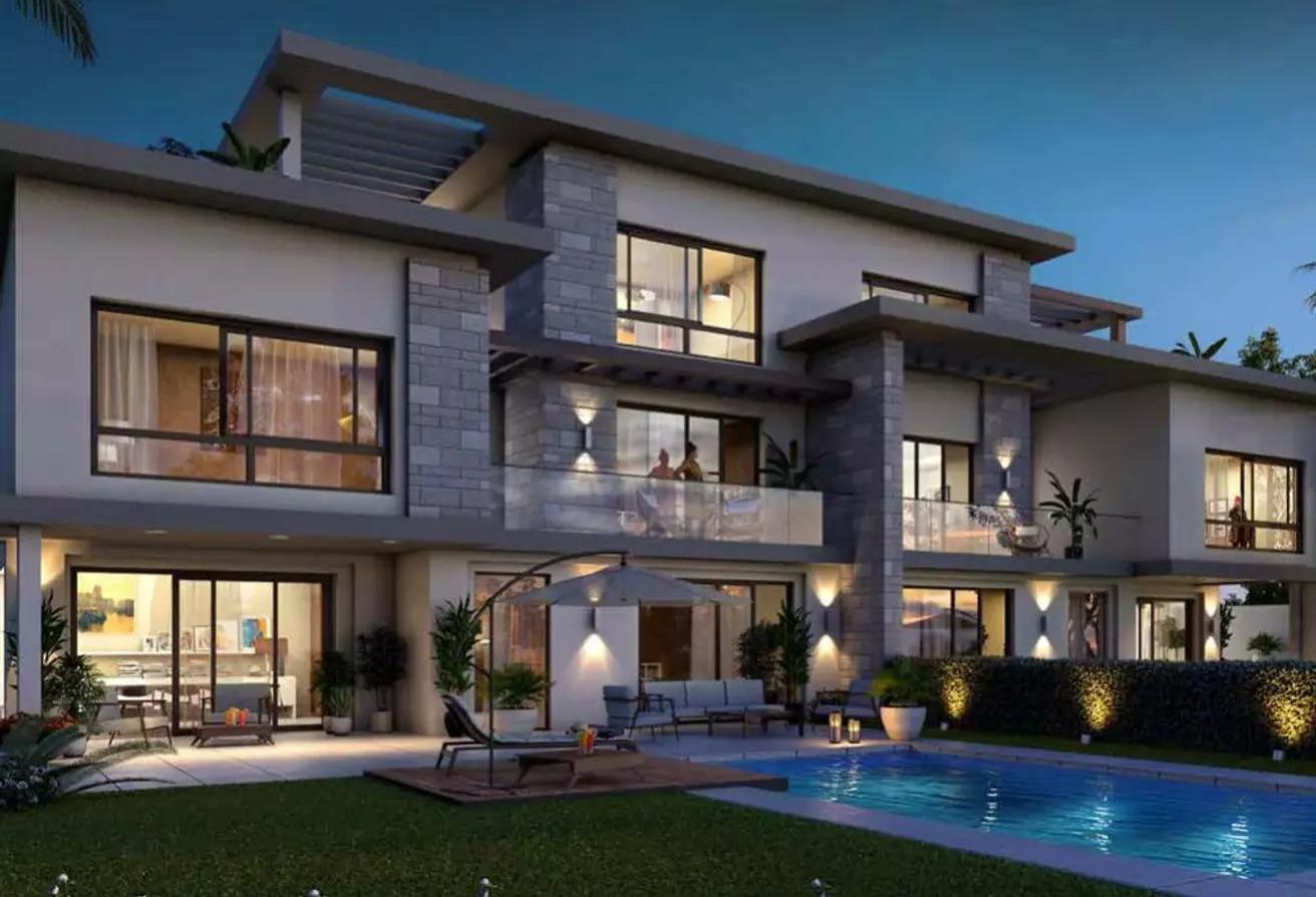 منزل مزدوج للبيع في سوان ليك, التجمع الاول