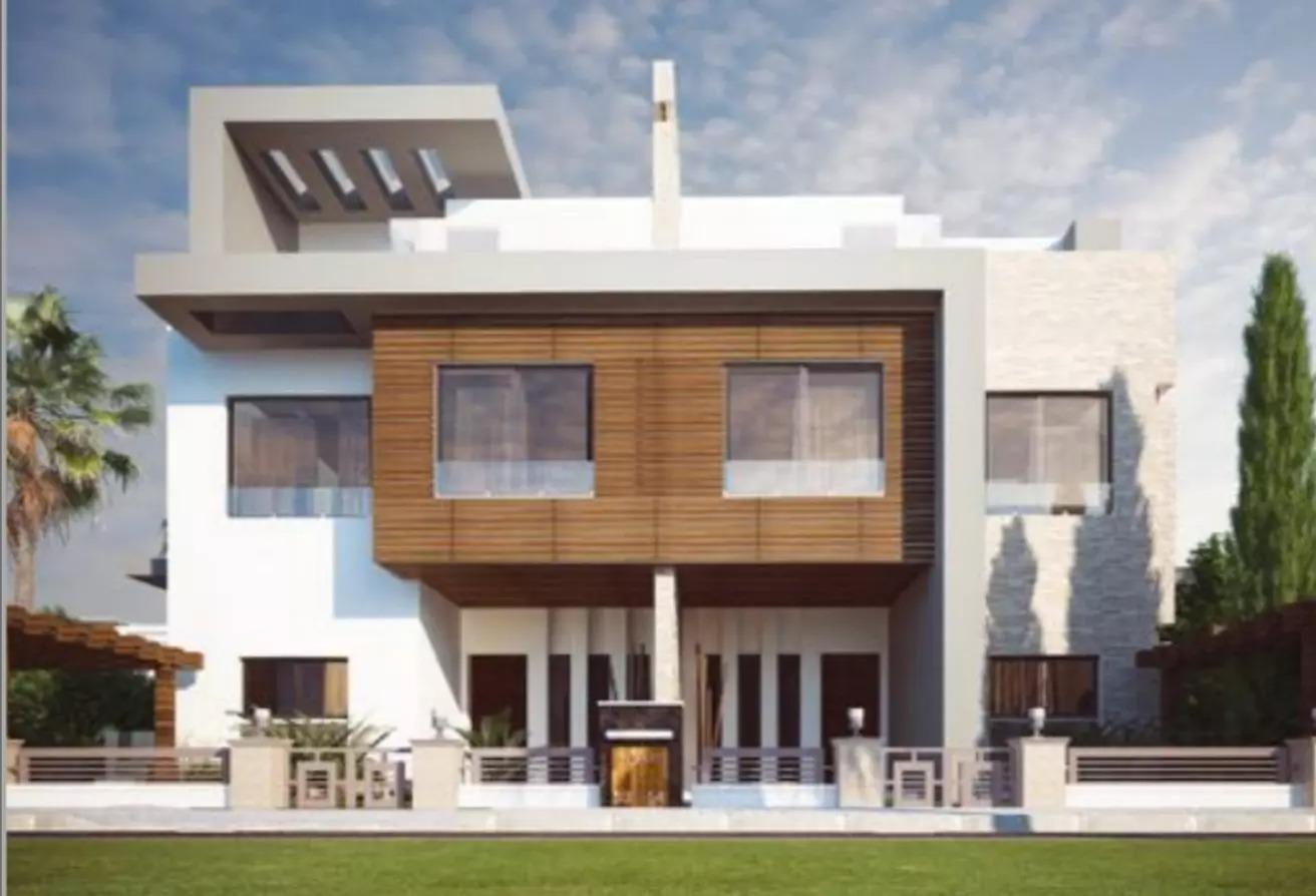 منزل مزدوج للبيع في نيو جيزة, طريق مصر اسكندرية الصحراوي