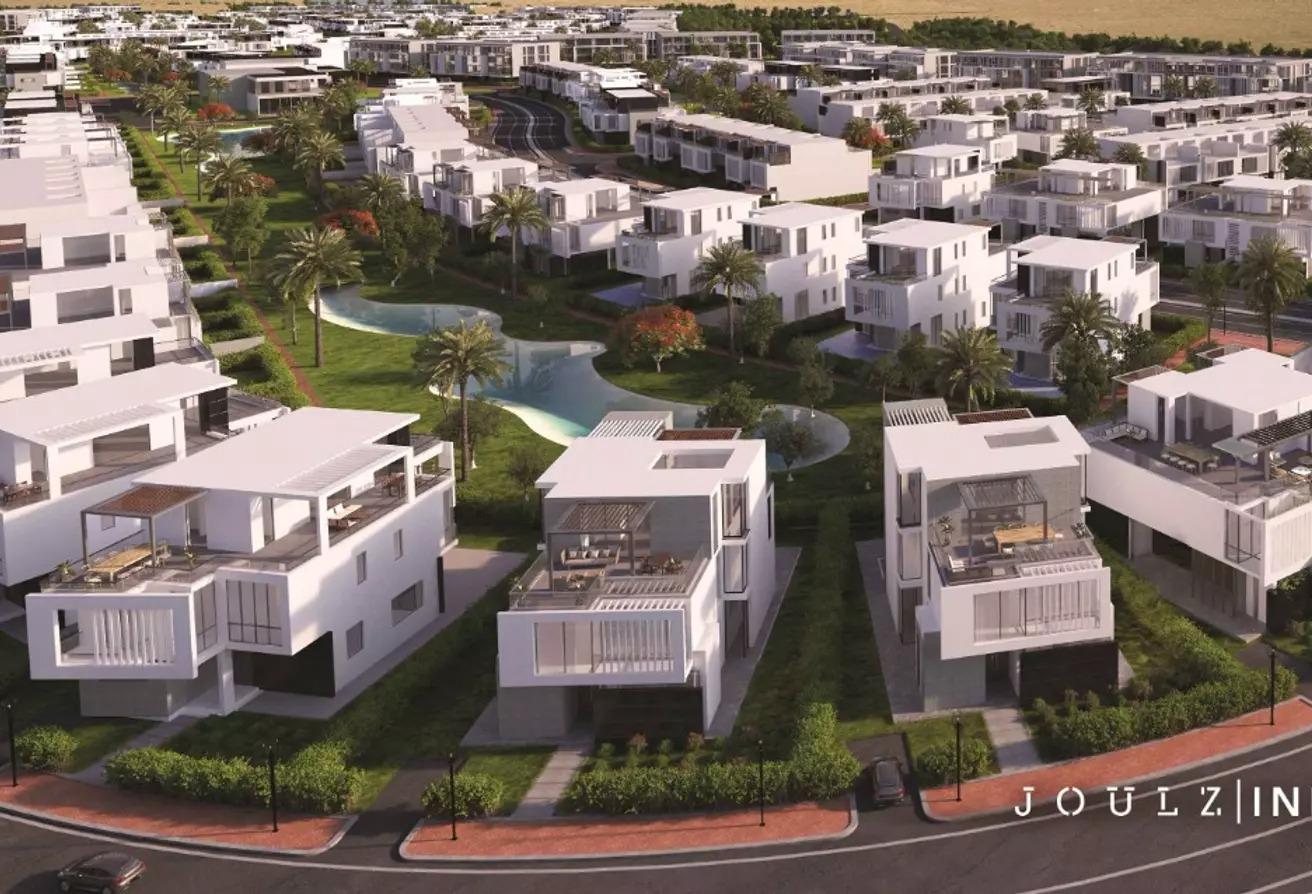 شقة للبيع في جولز, طريق مصر اسكندرية الصحراوي