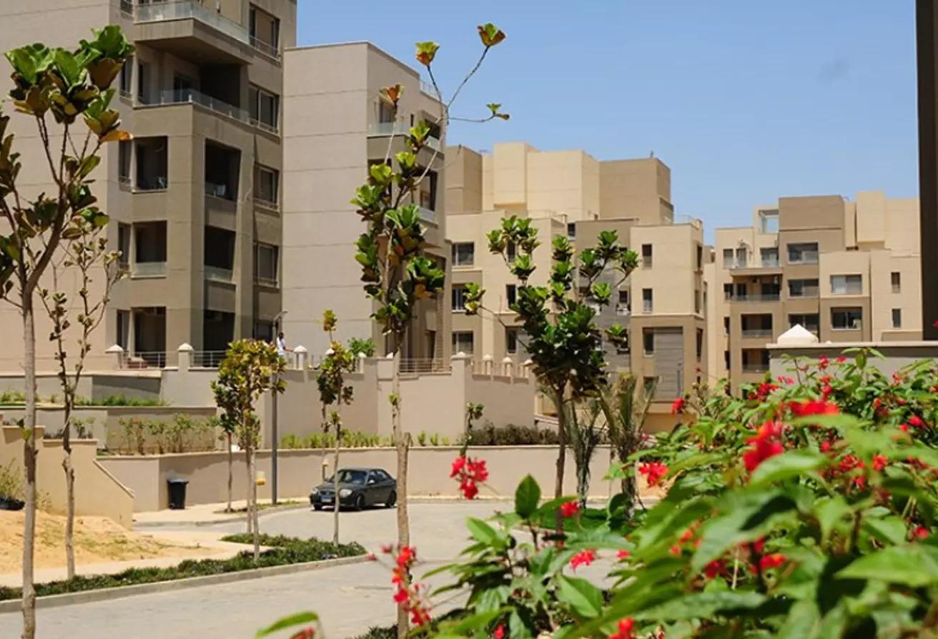 شقة 146متر في موقع متميز بكمبوند فيلدج جيت