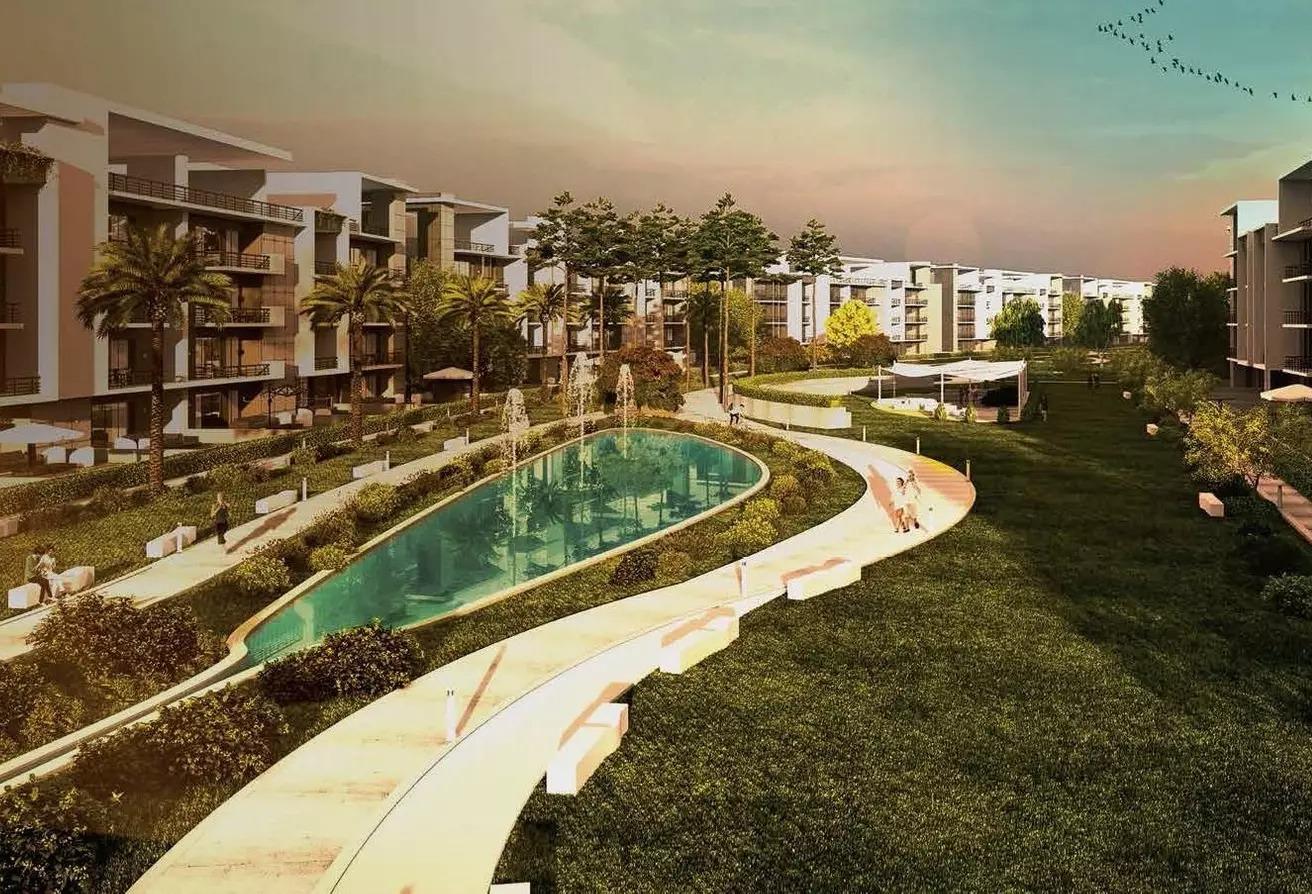 شقة 144 متر للبيع بسعر السوق في التجمع الخامس .